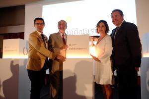 Presentación de la marca 'Andalusian Soul' en Málaga.