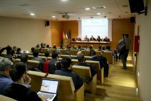 Asamblea de OnGranada Tech City.