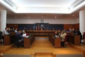 Reunión del Consejo Municipal Agrario.