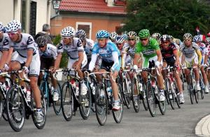En el estudio han participado 36 ciclistas entrenados.