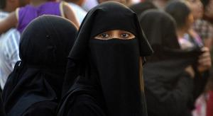 Mujer musulmana en una imagen de archivo.