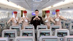 La aerolínea tiene su sede en Dubái.