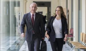 Miguel Ángel García y Virginia Fernández.