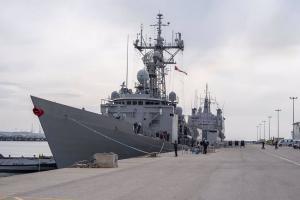 Fragata Reina Sofía.