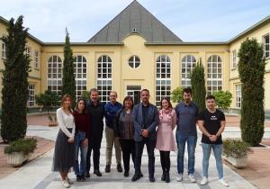Grupo de investigadores que forman parte del estudio.