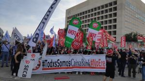 Imagen de archivo de una protesta anterior.