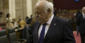 Jesús Aguirre, consejero de Salud y Familias.