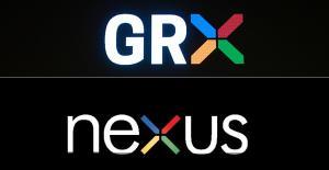 En la parte superior, el logo elegido y en la inferiror, el de Nexus.