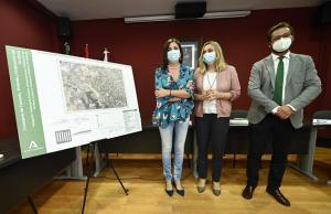 Presentación del proyecto en el Ayuntamiento de Cájar.
