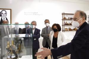 Inauguración del Museo de la Salud de la UGR.