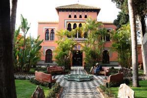 Palacete de La Najarra, sede del Patronato de Turismo de Almuñécar.