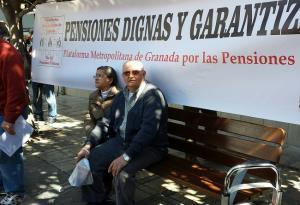 La concentración se ha celebrado en la Plaza del Carmen.