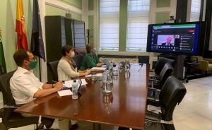 Reunión del Consejo de Participación del Parque Nacional y Parque Natural de Sierra Nevada.