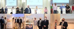 Presentaciones de Granada, Motril, Gualchos, Valderrubio y Puerto de Motril.