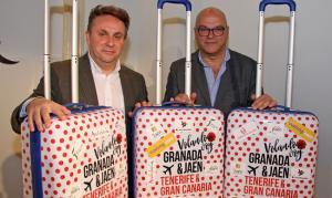 Enrique Medina y Manuel Fernández.