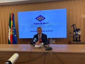 José García Fuentes, este miércoles.
