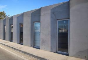 El nuevo sistema se ha utilizado en un edificio para empresas.