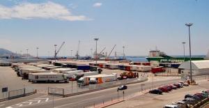 Imagen de archivo del Puerto de Motril.