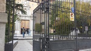 Sede del Rectorado de la UGR.