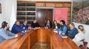 Reunión en el Consistorio bastetano.