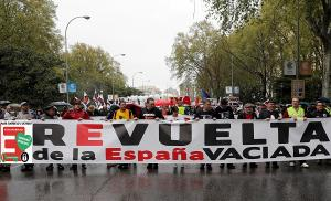 Imagen de la manifestación celebrada el pasado año.