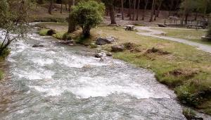 Área recreativa del río Dílar.