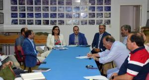 Reunión del Comité de Gestión.