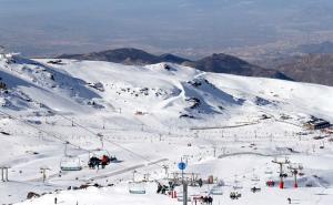 Imagen de archivo de una jornada en la estación de esquí.