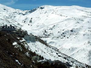 Imagen de Sierra Nevada.