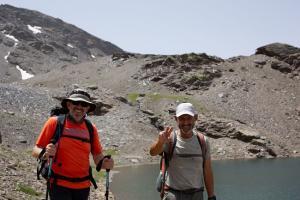 Sierra Nevada ha inaugurado este sábado la temporada de verano.