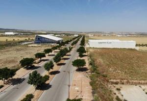 Parque Metropolitano Industrial y Tecnológico de Escúzar.