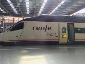 Imagen de un tren Avant.