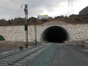 Túnel de Archidona.