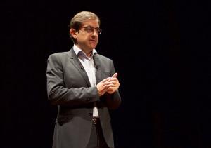 El investigador José Sánchez Pérez.