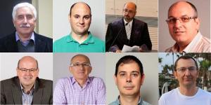 Los ochos científicos de la UGR incluidos en el listado mundial.