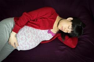 El insomnio aumenta a medida que avanza la gestación.
