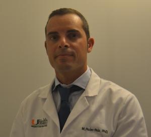 El investigador Manuel Picón Ruiz.