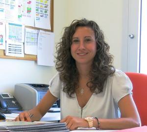 Rocío Olmedo Requena, autora principal del estudio.