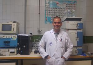 El profesor de la UGR José Ángel Rufián Henares, coordinador del proyecto.