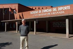 El investigador de la UGR Pablo Tercedor, director del proyecto premiado.