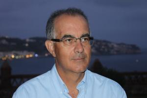 El investigador de la UGR Rafael Molina, que participa en este estudio.