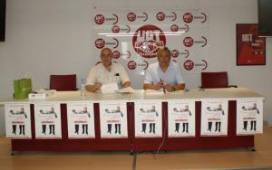 Presentación de la campaña sobre la Seguridad Social.