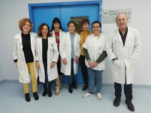 Unidad de Oncología del Virgen de las Nieves.