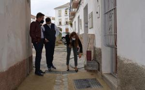 Visita a Cádiar, que tendrá una segunda línea de banda ancha en mayo.
