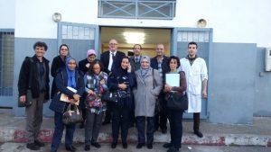 El proyecto redefinirá el modelo de 11 centros de salud de Casablanca y Tánger.