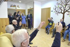 La Unidad de Día especializada en párkinson de Granada es la única gestionada por una asociación en Andalucía.