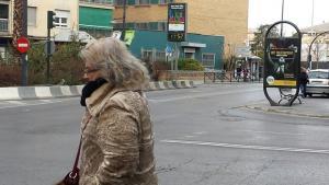 El frío ha aumentado la necesidad de prendas de abrigo para personas sin recursos.