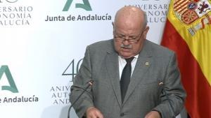 Jesús Aguirre, este martes.