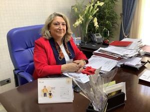 Trinidad Herrera, alcaldesa de Almuñécar.
