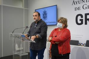 Francisco Puentedura y Ana Muñoz.